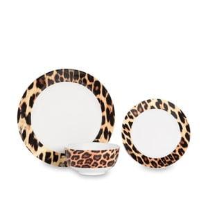 12dílná sada nádobí Sabichi Leopard