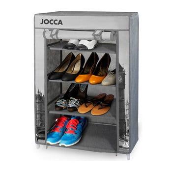 Pantofar JOCCA London, gri imagine
