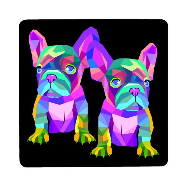 Stolek Bulldog Babies