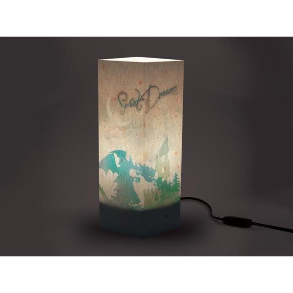 Stolní lampa Dragob