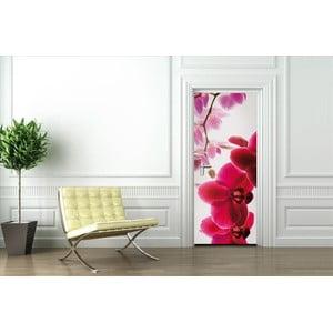 Tapeta na dveře Orchid, 95x210 cm