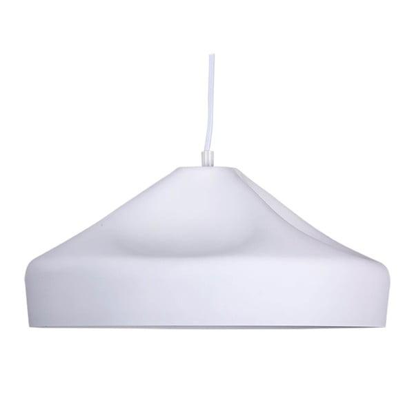Bílé stropní svítidlo sømcasa Sella
