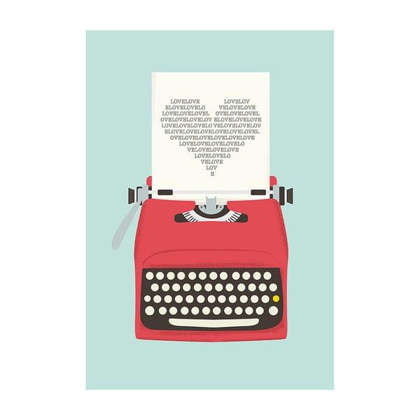 Plakát Love Love