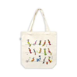 Plátěná taška Ptačí