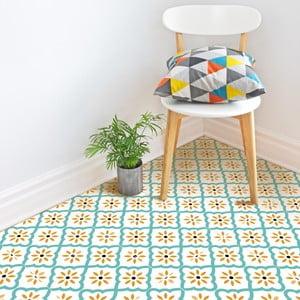 Samolepka na podlahu Ambiance Floor Sticker Marrakech, 40 x 40 cm