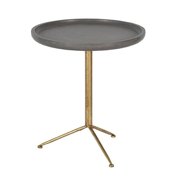 Odkládací stolek RGE Lova, ⌀49 cm