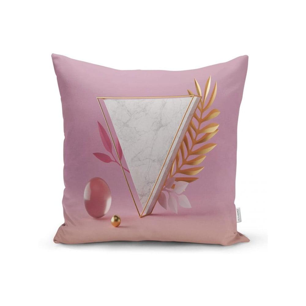 Povlak na polštář Minimalist Cushion Covers Marble Triangle, 45 x 45 cm