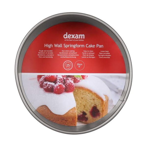 Kulatá forma na pečení dortu s nepřilnavým povrchem Dexam Wall Springform cake, ø20cm