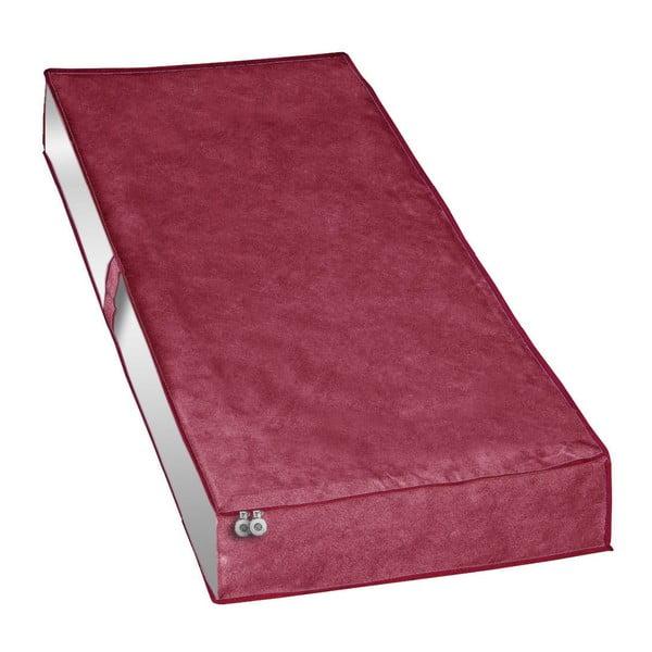 Úložný box Ordinett Bordeaux,107x50cm