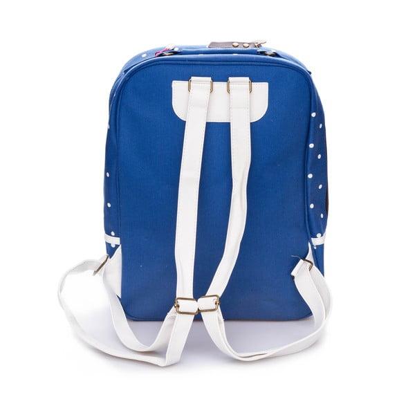 Batoh Bow, modrý