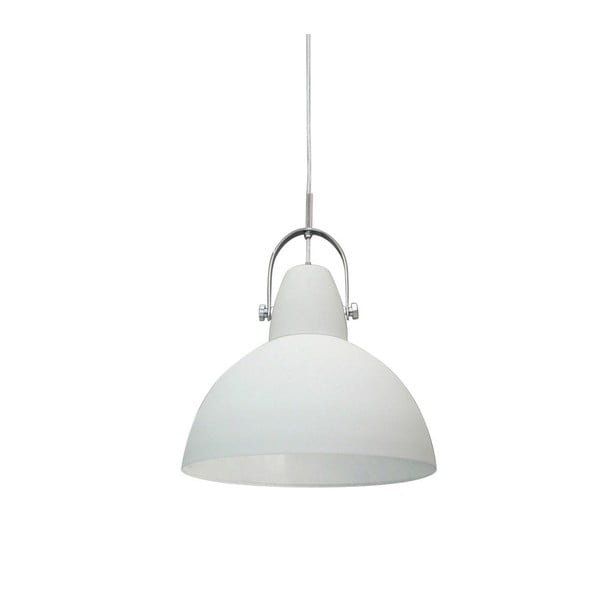 Bílé závěsné svítidlo Design Twist Mohe