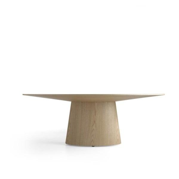 Dřevěný jídelní stůl Ángel Cerdá Designo