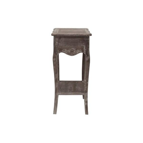 Odkládací stolek Kamill, 35x79x35 cm