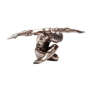 Dekorativní socha Kare Design Nude Man, šířka 137 cm