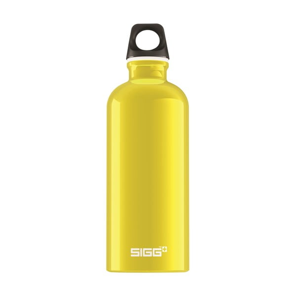 Lahev Traveler 0,6 l, yellow