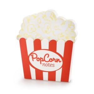 Poznámkový bloček Thinking gifts Popcorn Notes
