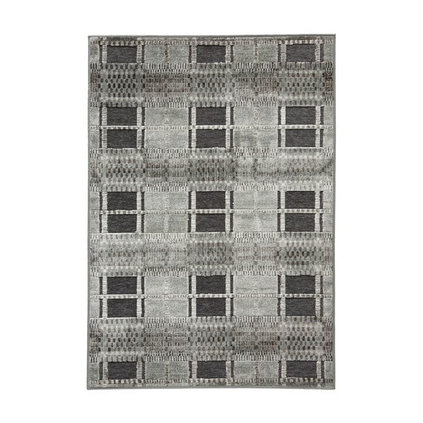 Koberec Genova no. 704, 100x140 cm, šedý
