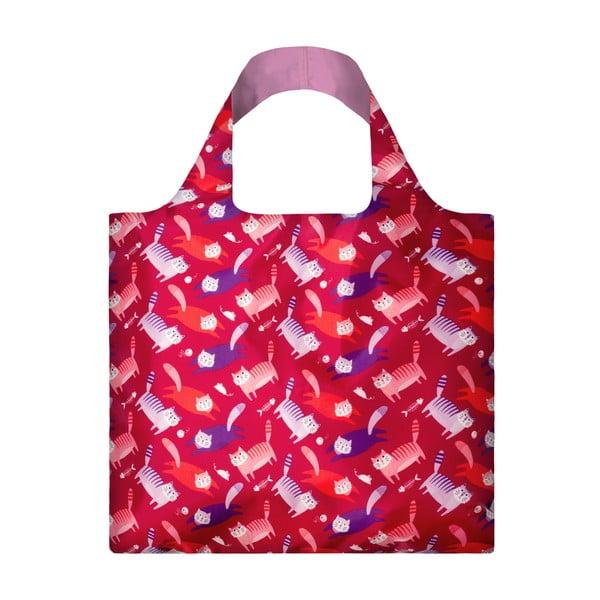 Skládací nákupní taška Cats