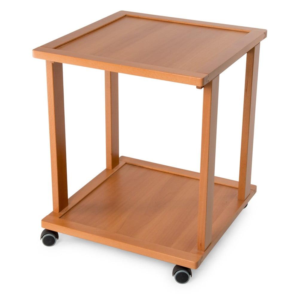 Poj zdn serv rovac stolek z bukov ho d eva arredamenti for Arredamenti italia