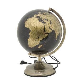 Veioză Mauro Ferretti Globe Bronze, ø25cm imagine