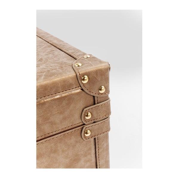 Konferenční stolek z jasanového dřeva Kare Design West Coast, 120 x 75 cm