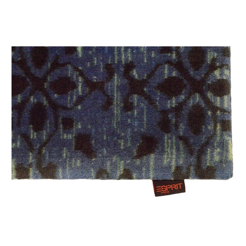 koberec esprit blue 140x200 cm bonami. Black Bedroom Furniture Sets. Home Design Ideas