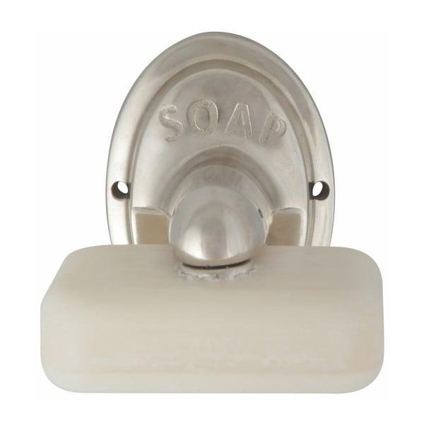 Aluminiowy uchwyt z mydłem Ego Dekor