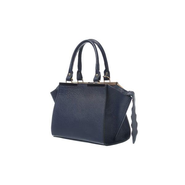 Kožená kabelka Fashion Bag Blue