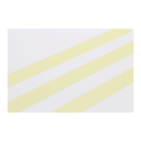 Washi páska Uni Pastel Jaune
