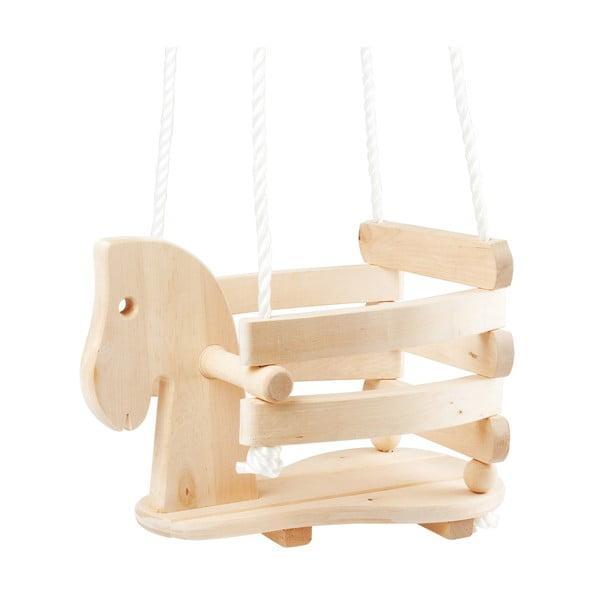 Závěsný houpací koník