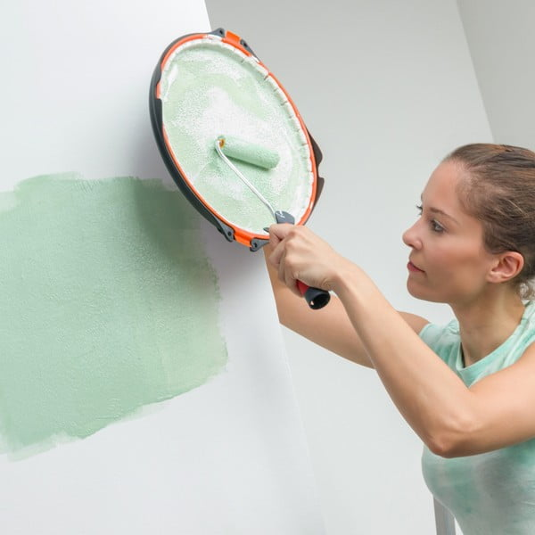 Ručný zásobník na nanášanie farby InnovaGoods No Gravity Paint Tray