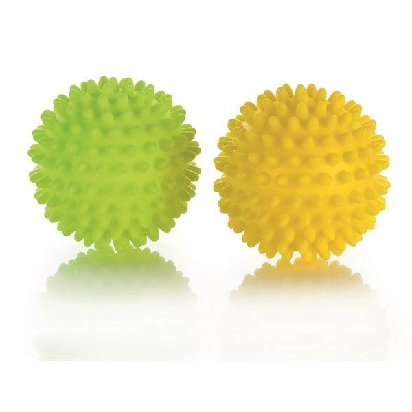 Kuličky do sušičky na chytání žmolků Yellow&Green