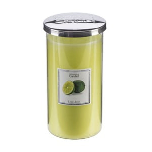Aroma svíčka s vůní limetky Copenhagen Candles Talll, doba hoření 70 hodin