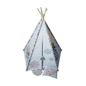 Dívčí pětiúhelníkové teepee Vigvam Cute Tribe