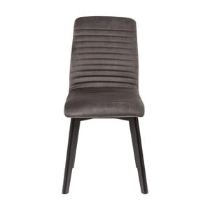 Šedá židle Kare Design Lara