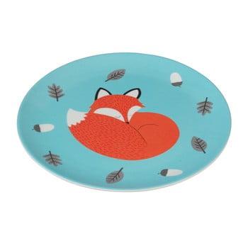 Farfurie din melamină Rex London Rusty The Fox de la Rex London