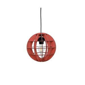 Svítidlo Sphera, červené