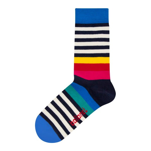 Skarpetki Ballonet Socks Rainbow I, rozmiar 41-46