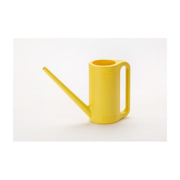 Max sárga öntözőkanna, 1,5 l - Plastia