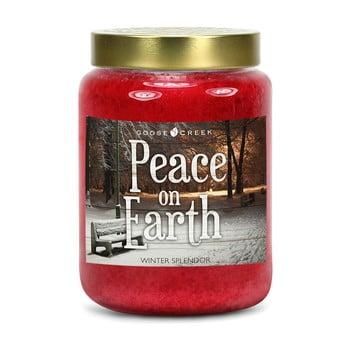Lumânare parfumată în recipient Goose Creek The beauty of Winter, 150 ore de ardere imagine