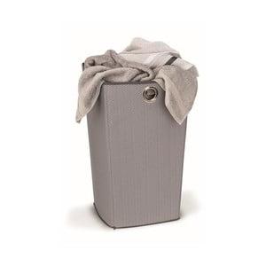 Hnědý prádelní koš Cosatto Twill