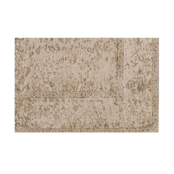 Pískový vlněný koberec Canada, 160x230cm