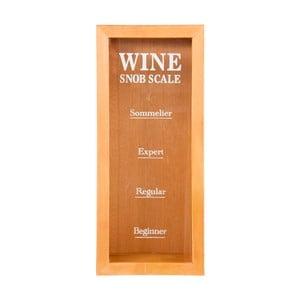 Stojan na použité korky od vína Clayre & Eef, 13 x 30 cm