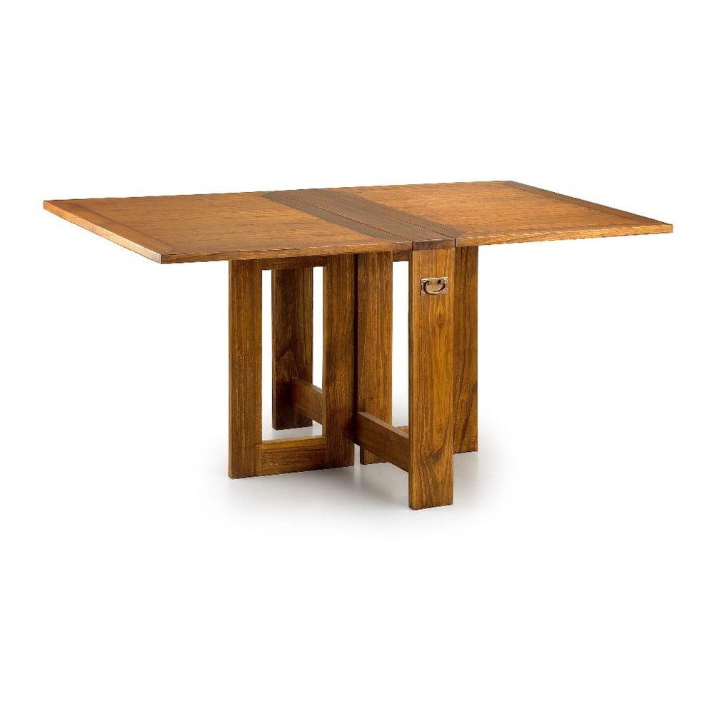 Skládací jídelní stůl ze dřeva mindi Moycor Star