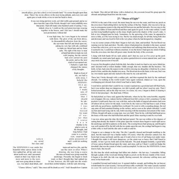 Knižní plakát Ostrov pokladů, 70x100 cm