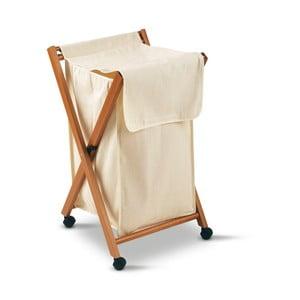 Koš na prádlo z bukového dřeva Arredamenti Italia Banny