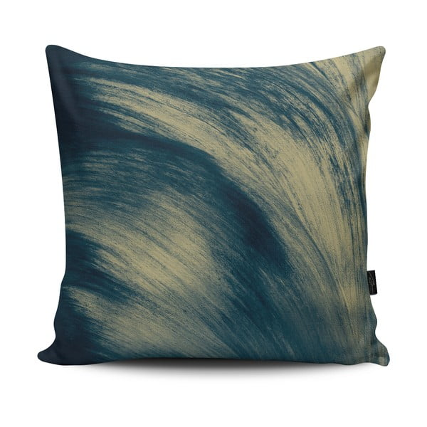Polštář Blow Blue Green, 48x48 cm