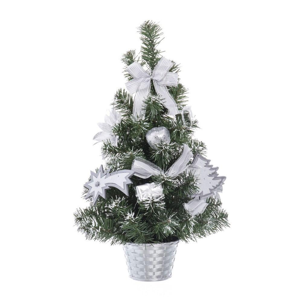 Malý umělý vánoční stromek Ixia Tree, 50 cm