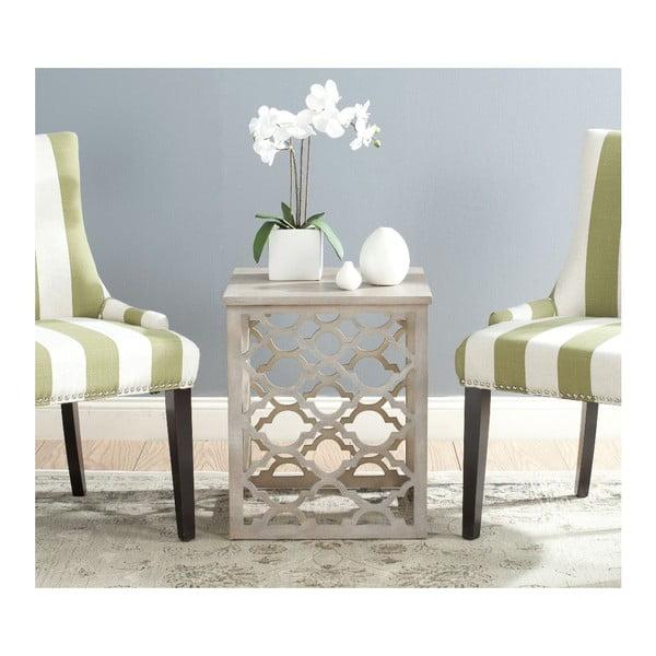 Odkládací stolek Haveford, přírodní