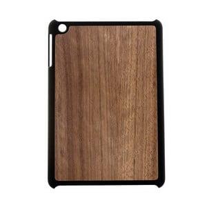 Dřevěný kryt a přední skin na iPad mini, ořech